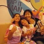 Fun with Tony, Haruka & Miki!