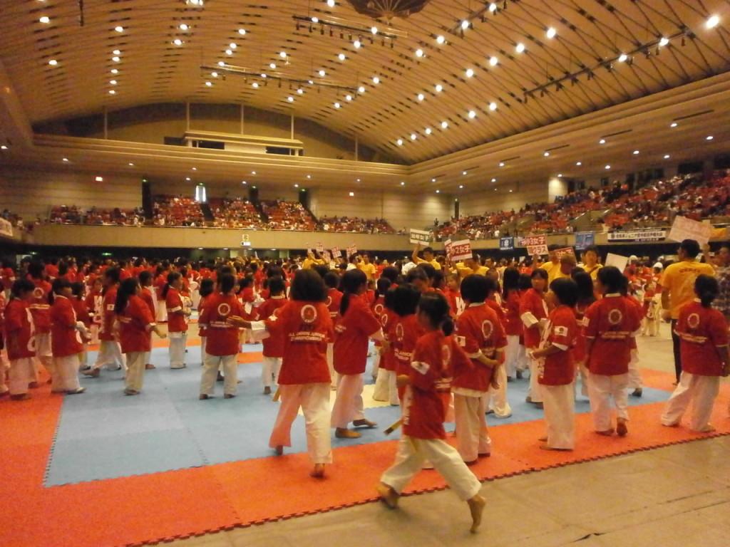 Byakuren Kaikan 2013, Opening