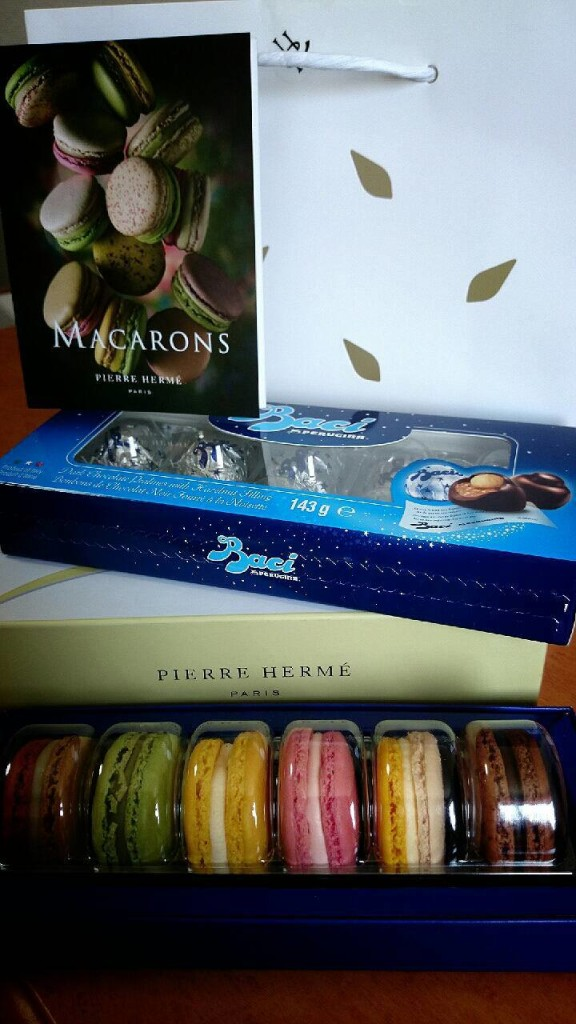 Macaron from Phil